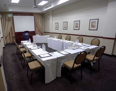 Blue Ribbon conference room