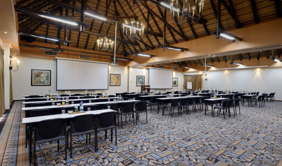 Tau & Nare Conference Room